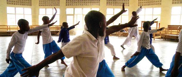 Kigali Shaolin Temple